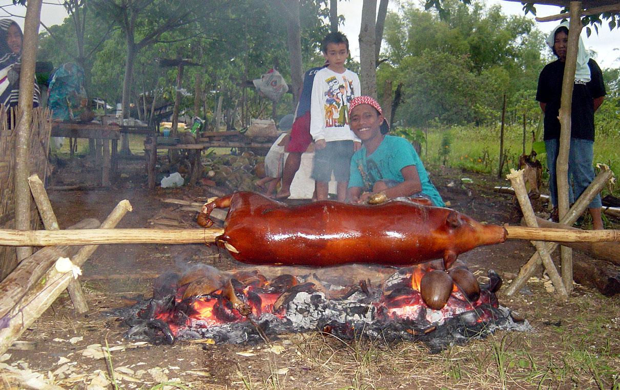 Bahay Kubo Recipe Samal Bahay Kubo Campsite