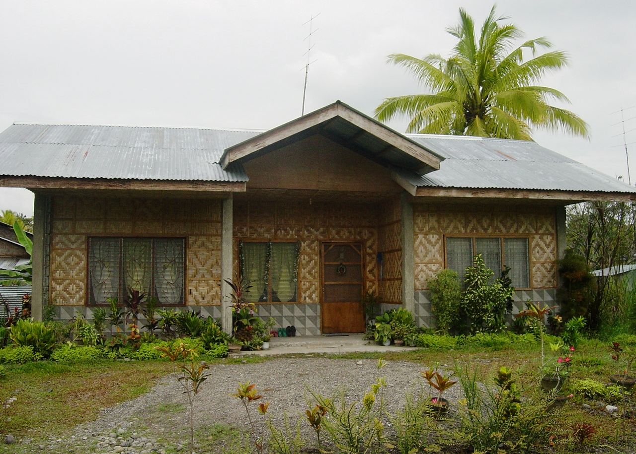 Tambayang samal bahay kubo for Small house design native