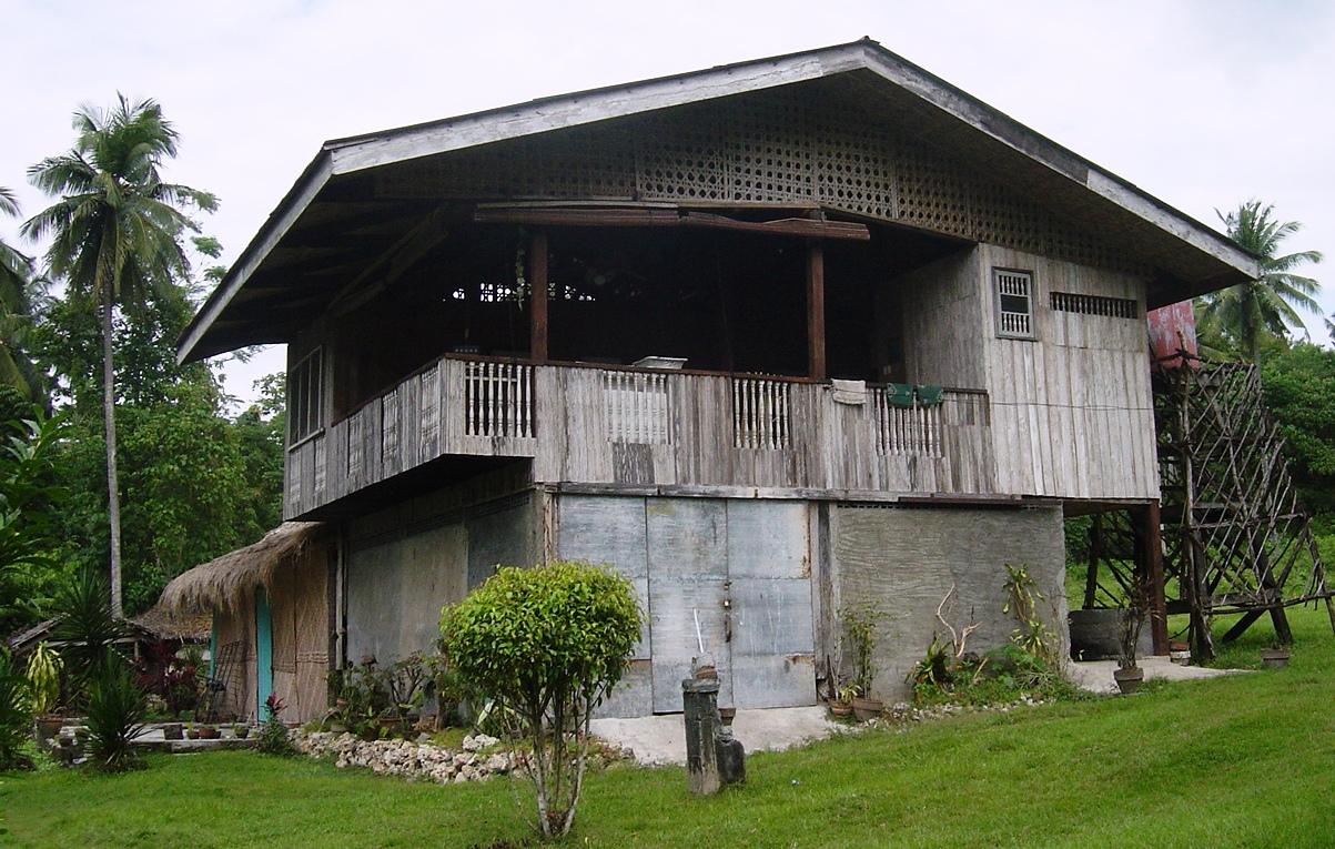 Bahay Kubo Designs Samal Bahay Kubo