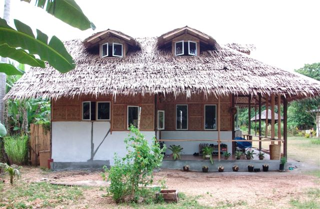 Bahay Kubo How To Do It on rest house design philippines