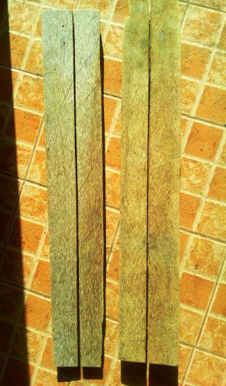 More 'scrap' wood