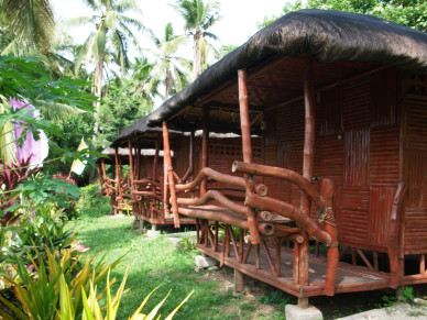 Known as Nipa Huts or Bahay Kubo