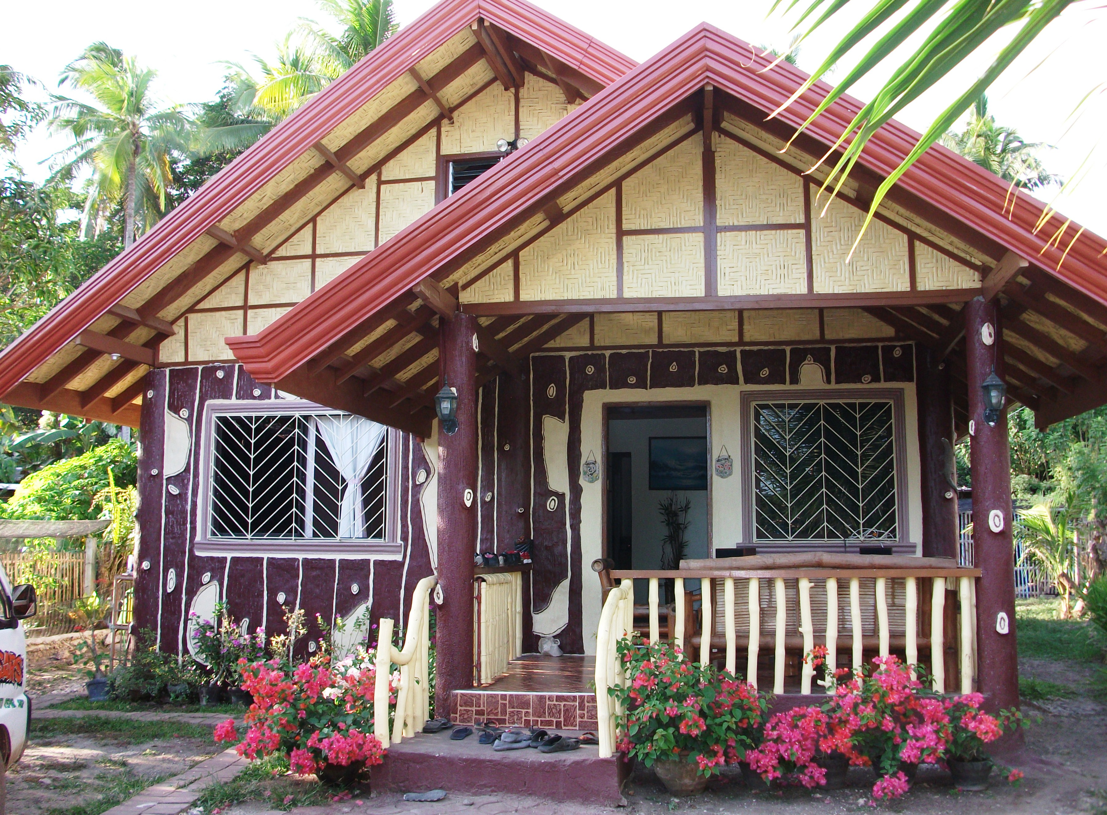 dscf4407 - View Small House Design Bahay Kubo Background