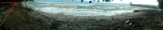 125m beachfront